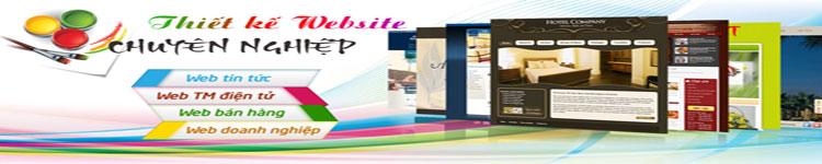 banner thiết kế website giá rẻ hà nội