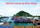 Thiết kế website tại Kiên Giang